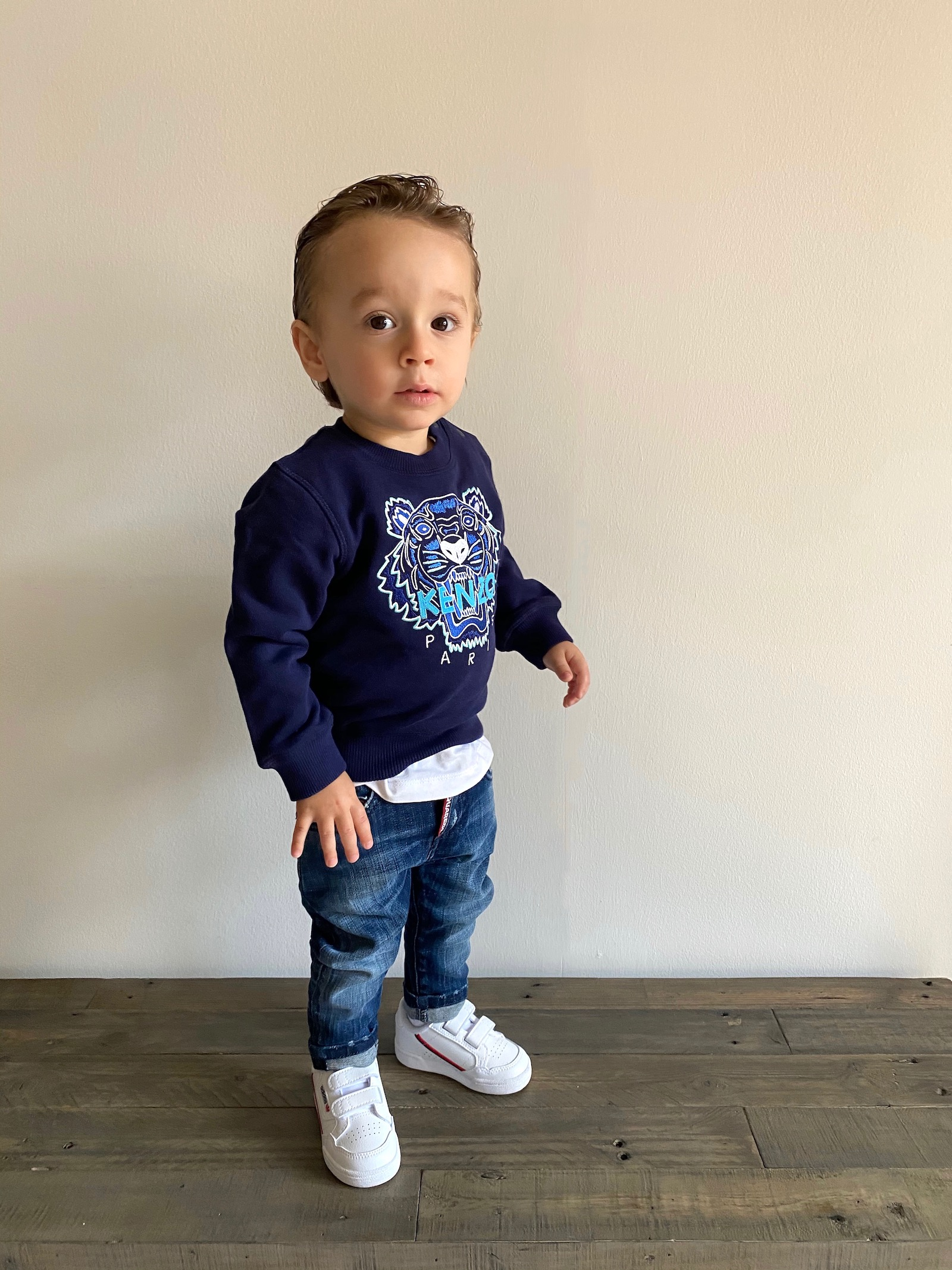 Kenzo Baby Sweater, Dsquared Jeans